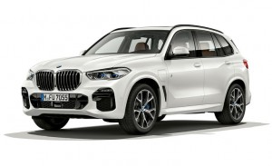 BMW G05 X5 xDrive45E Hybrid Range Extender